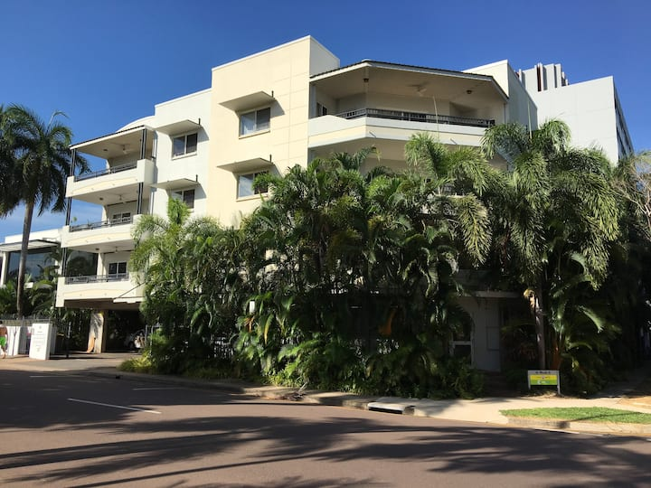 Central Darwin City Apartment