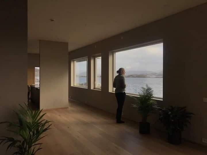 Fantastisk leilighet-unik beliggenhet!Langtidsleie