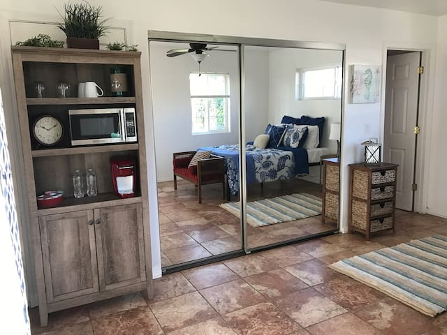 Cozy Private Entry Beach Room - Imperial Beach - Dom