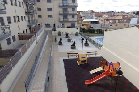 Appartement avec piscine privé - Caspe