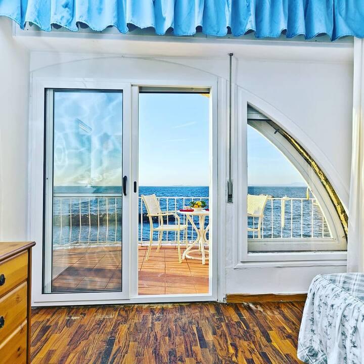 Villa sul mare Marina della Lobra