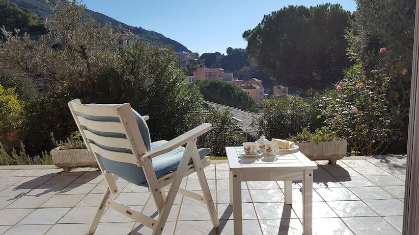 Il sogno di Anna Casa con piscina e ampio giardino - Moneglia - Hus
