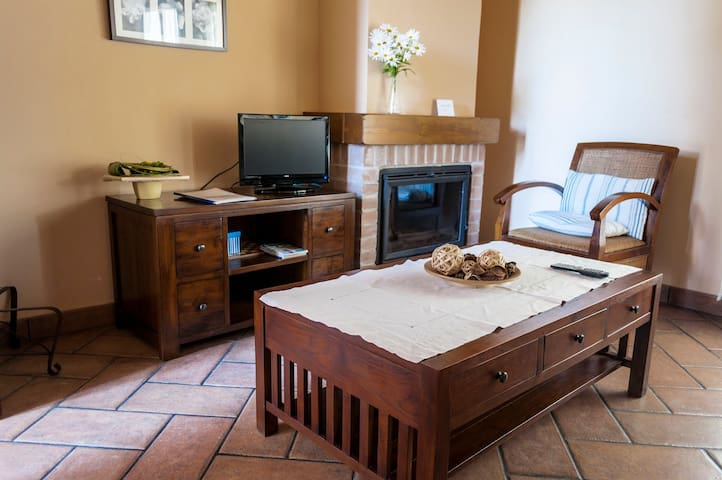 Aptos Rurales VALLINA - Valdredo - Appartement