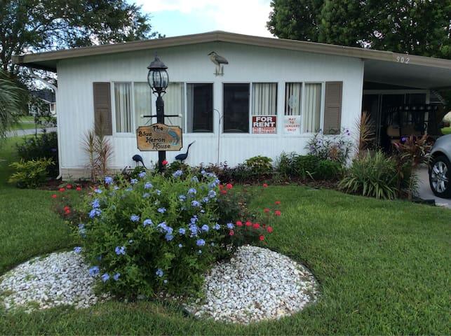 Pet friendly home for rent, The Villages, FL