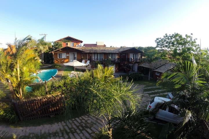 Pousada VISTACALMA - Imbituba - Apto. en complejo residencial