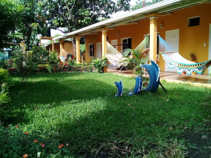Stay with family on Ometepe Island