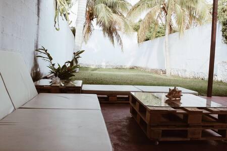 Casa las Palmas. - Mérida - Dom