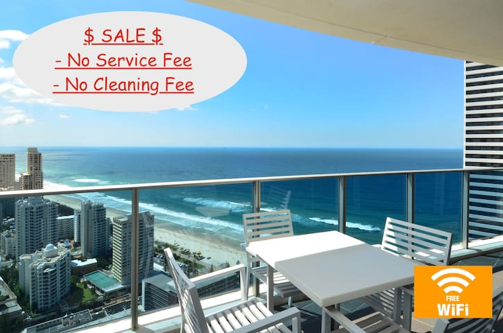 O Residence 5 STAR RESORT****38th Fl 2 bedroom Apt