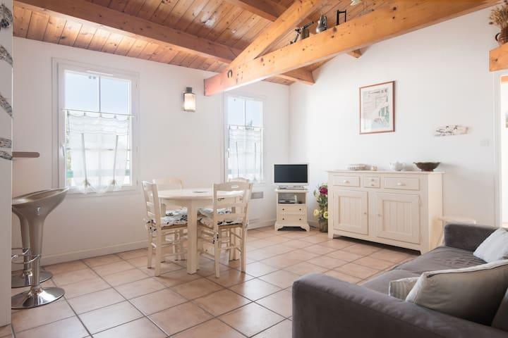 Appartement Silène à Saint Martin de Ré/île de Ré
