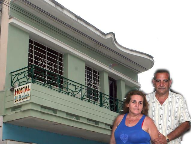 Hostal El Balcon