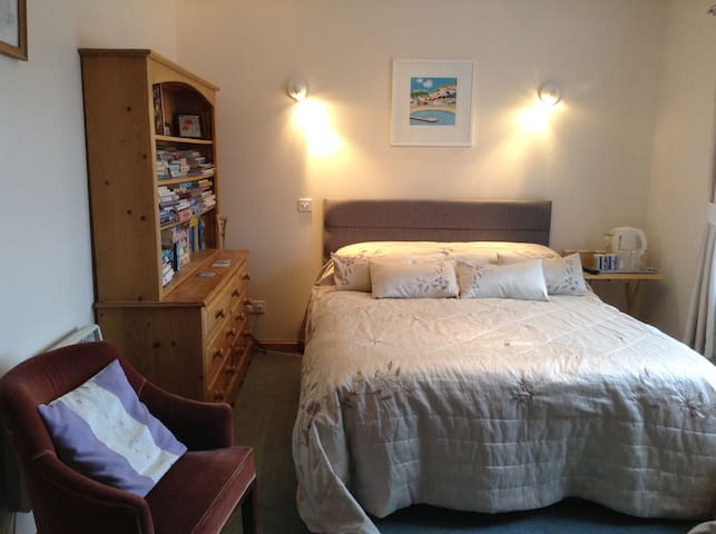 Double Room at Balciuin B&B - Highland - Bed & Breakfast