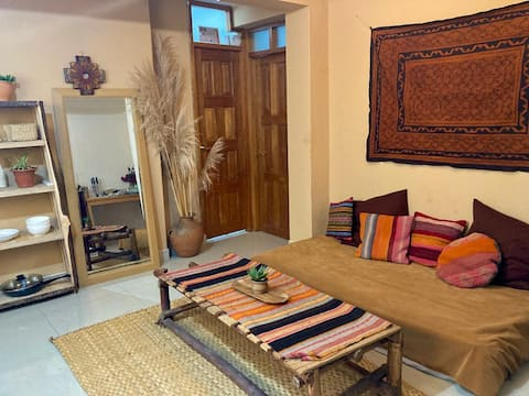 Cosy apartment in the heart of Pisac (2rms, wifi)