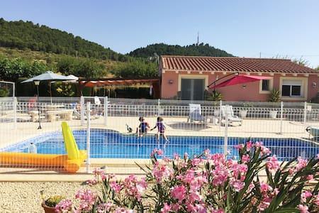 Casita La Mimosa +Private Pool/Via Verde/el Romero