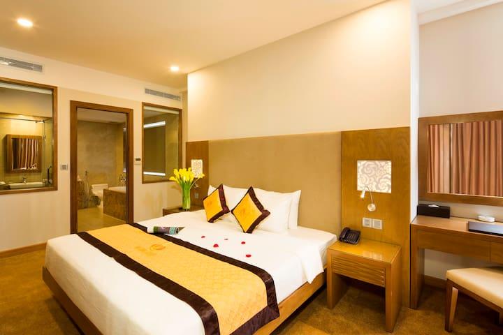 Galina Hotel Nha Trang/ Superior Double City View