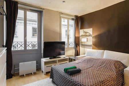 Nice 22m2 studio - Marais district
