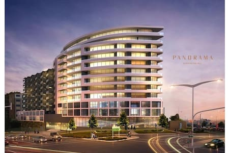 Wisdom Apartments in Panoroma Doncaster - Doncaster - Apartamento