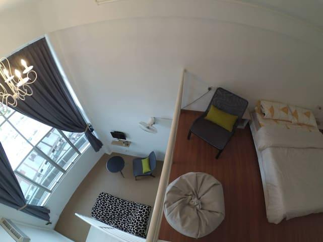 Duplex view