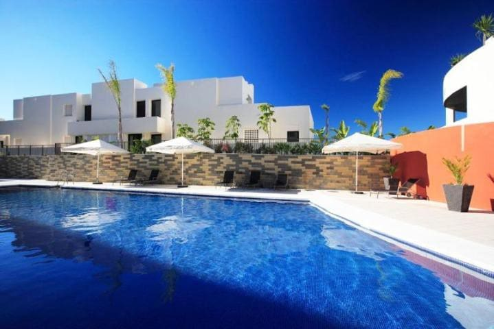 Luxury Sea view Marbella Apartment  Samara Resort.