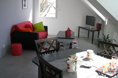 LE GLAMORGAN - Belz - Apartment