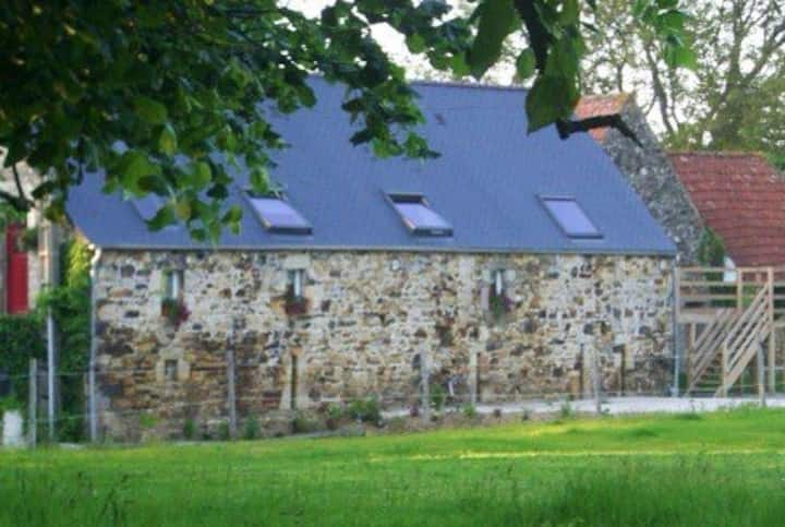 La Blonderie self-catering accommodation