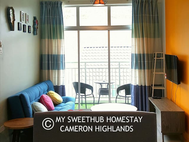 My SweetHub HomeStay Cameron Highlands - Brinchang