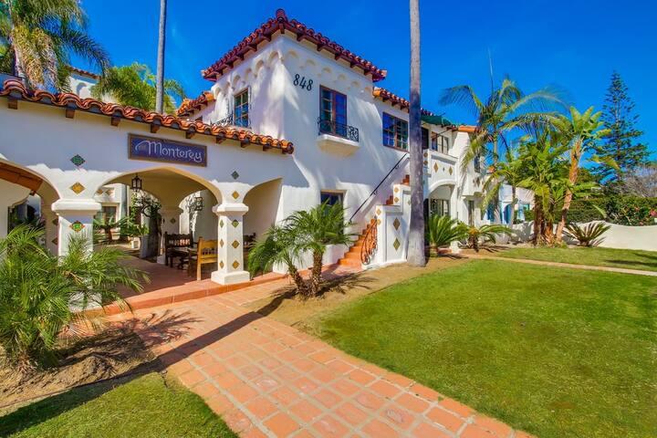 Perfect location and beautiful design in Coronado. - Coronado - Apartament