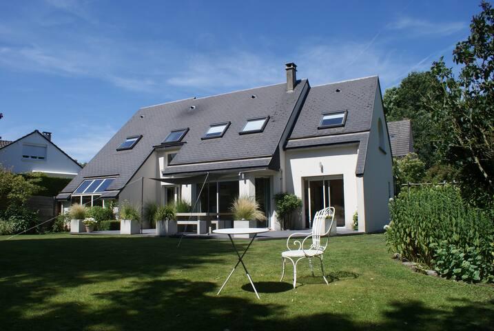 Maison familiale 8 personnes à Bois-Guillaume