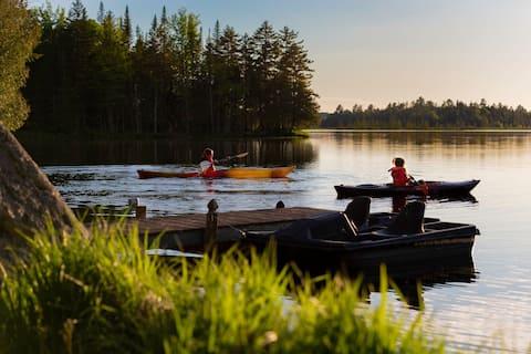 Taffy Lake Retreat