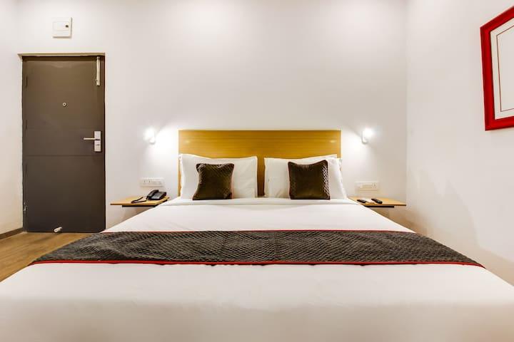 Luxurious 1 BR Stay In Gudimalkapur, Hyderabad