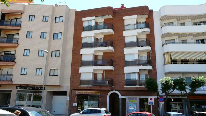 Studio loft en Hospitalet del Infante (Tarragona)