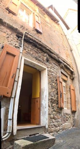 Maison de village à Saint-Rome-de-Tarn