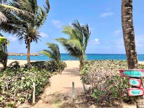 2-1 Beachfront Paradise in MarChiquita Beach!!!