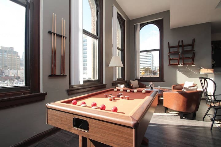 "PHILADELPHIA|""PINBALL ALLEY""