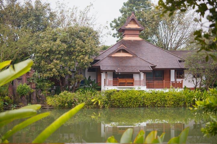 One Bedroom Suite Villa - Tambon Umong - วิลล่า