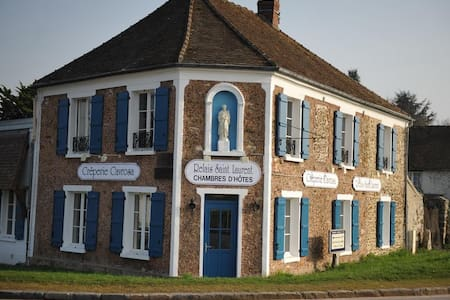 chambre en vallée de Chevreuse - Chevreuse - Bed & Breakfast