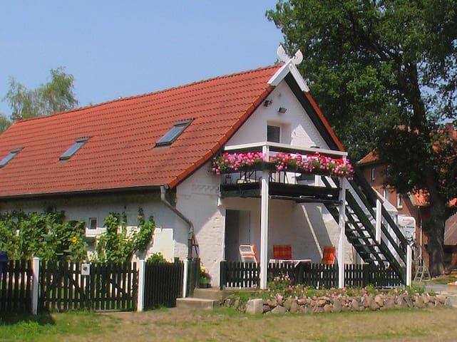 Studio-Appartement auf Pferdehof im Lkrs. Harburg