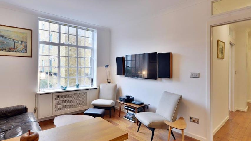 Cozy 1 Bedroom Apartment in Chelsea London