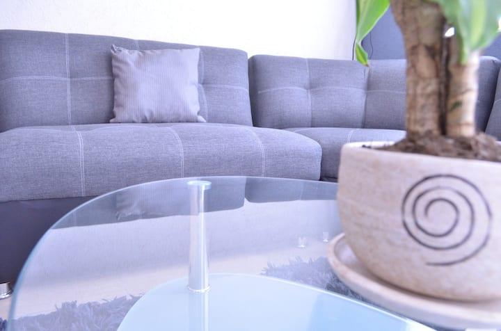 """Casa Blue """" El lugar ideal para tu descanso """""""
