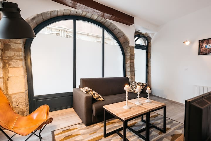 Beautiful apartment in the heart of Vieux Lyon