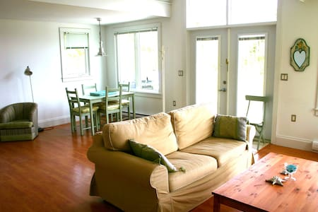 Coastal Cottage Suite Self-catering - Baddeck - Mökki