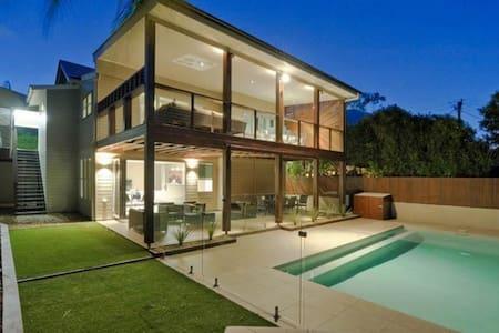 Luxury Inner City Home With Pool, Parking & WiFi - 新农场(New Farm) - 独立屋
