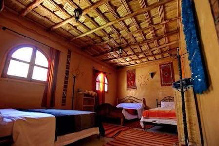 Shared rooms for 1 to 3 people CP2 - Tinghir