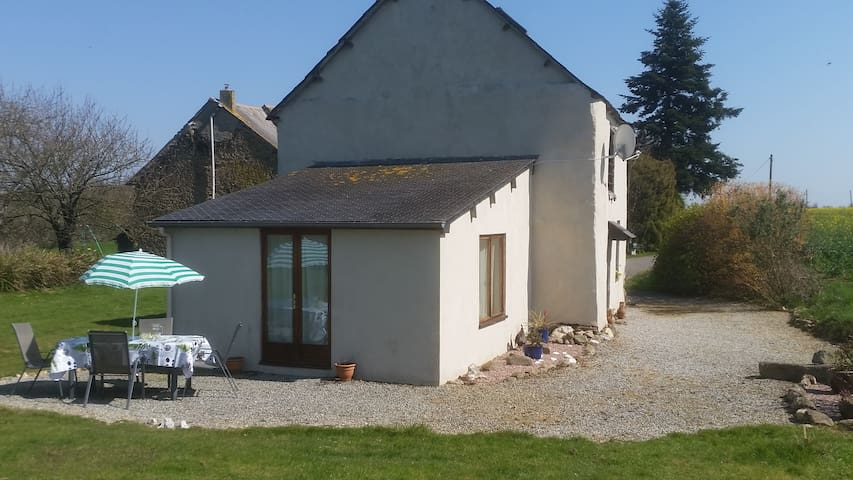 A delightful, peaceful gite in rural surroundings