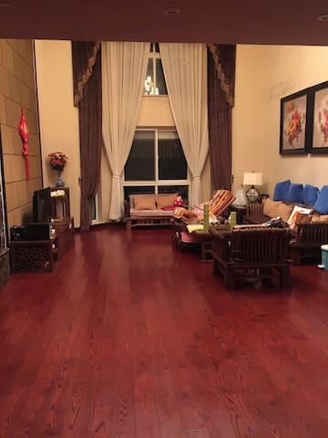 Wuhan Lakeside Villa 武汉湖边别墅 - Wuhan - Hus