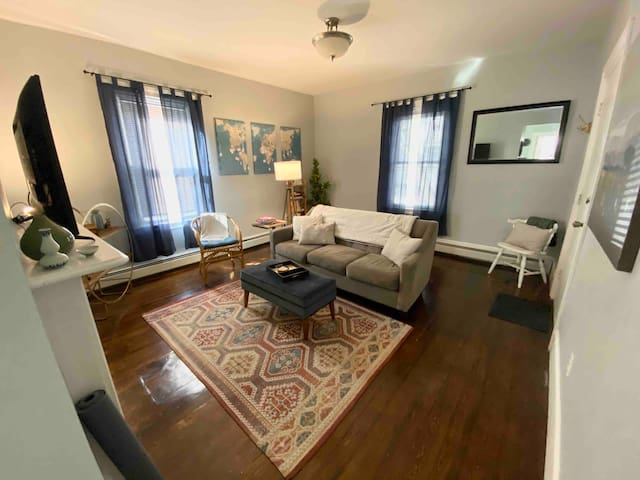 Federal Hill/West Side-Spacious and Updated!