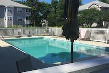 Marsh Winds community pool