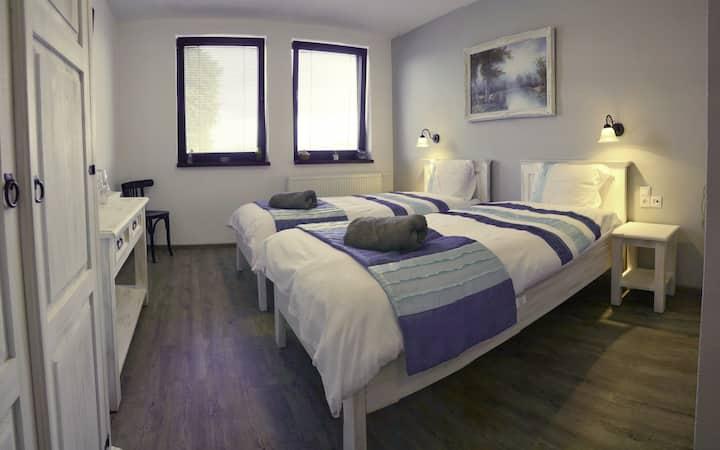 Kipi Casa double room with bathroom