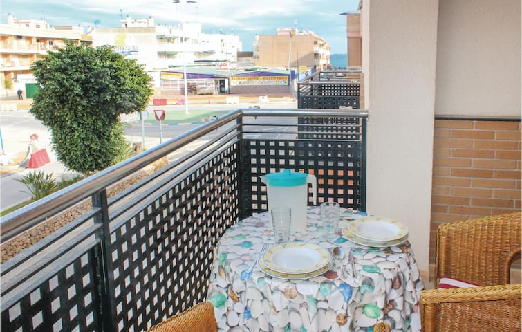 Holiday apartment with 5 bedrooms on 180m² in Los Alcázares
