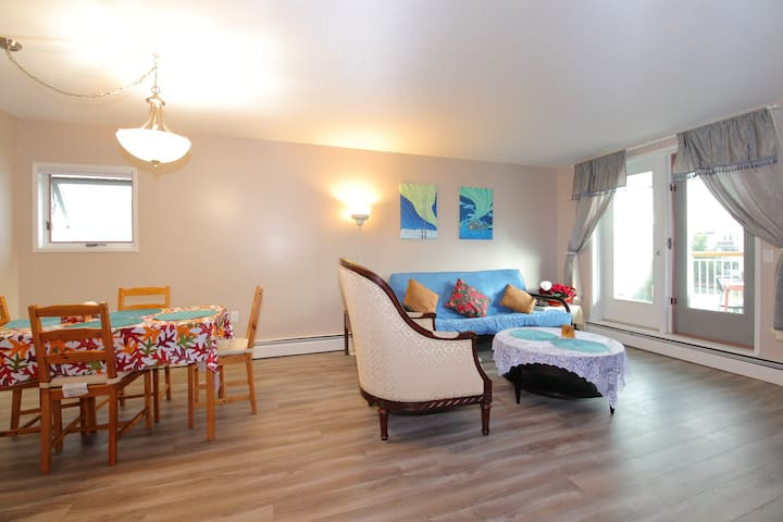 Downtown Private 2 Bedroom Suite