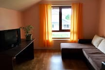 Second Bedroom with sofa-bed for two people)